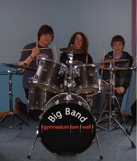 Neues Fell für die Big Band