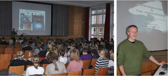 Vortrag von Dr. Klaus Grosfeld